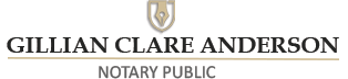 Notary Public Qualified Lawyer